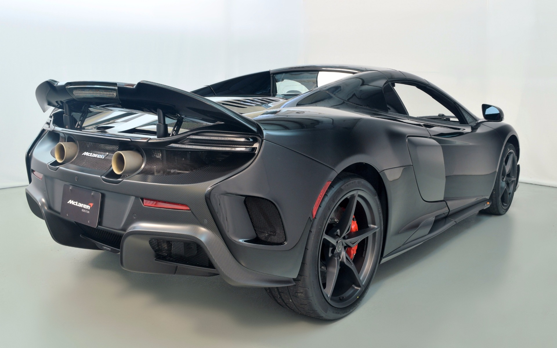 Lease To Own Car >> 2016 MCLAREN 675 LT SPIDER For Sale in Norwell, MA 675760 ...