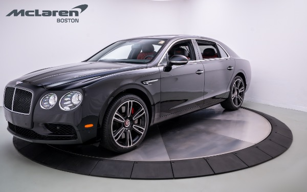 Used 2018 Bentley Flying Spur-Norwell, MA