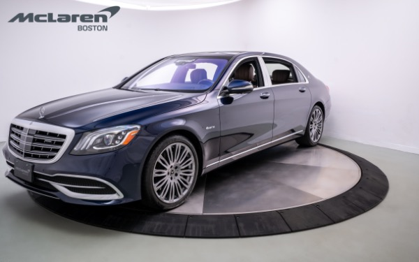 Used 2018 Mercedes-Benz S-Class-Norwell, MA