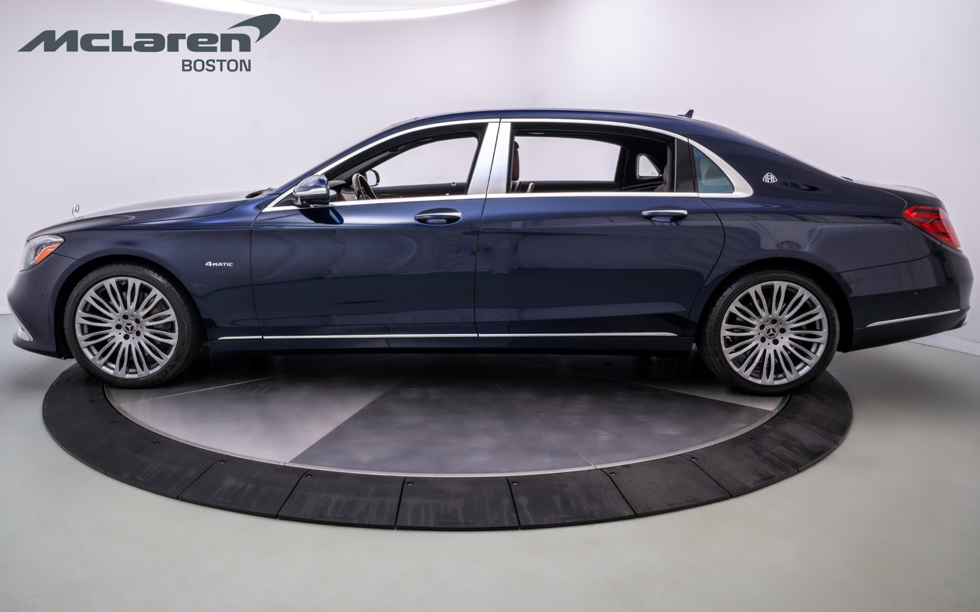 Used 2018 Mercedes-Benz S-Class Maybach S 560 4MATIC | Norwell, MA