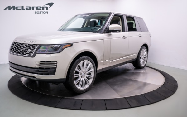 Used 2019 Land Rover Range Rover-Norwell, MA