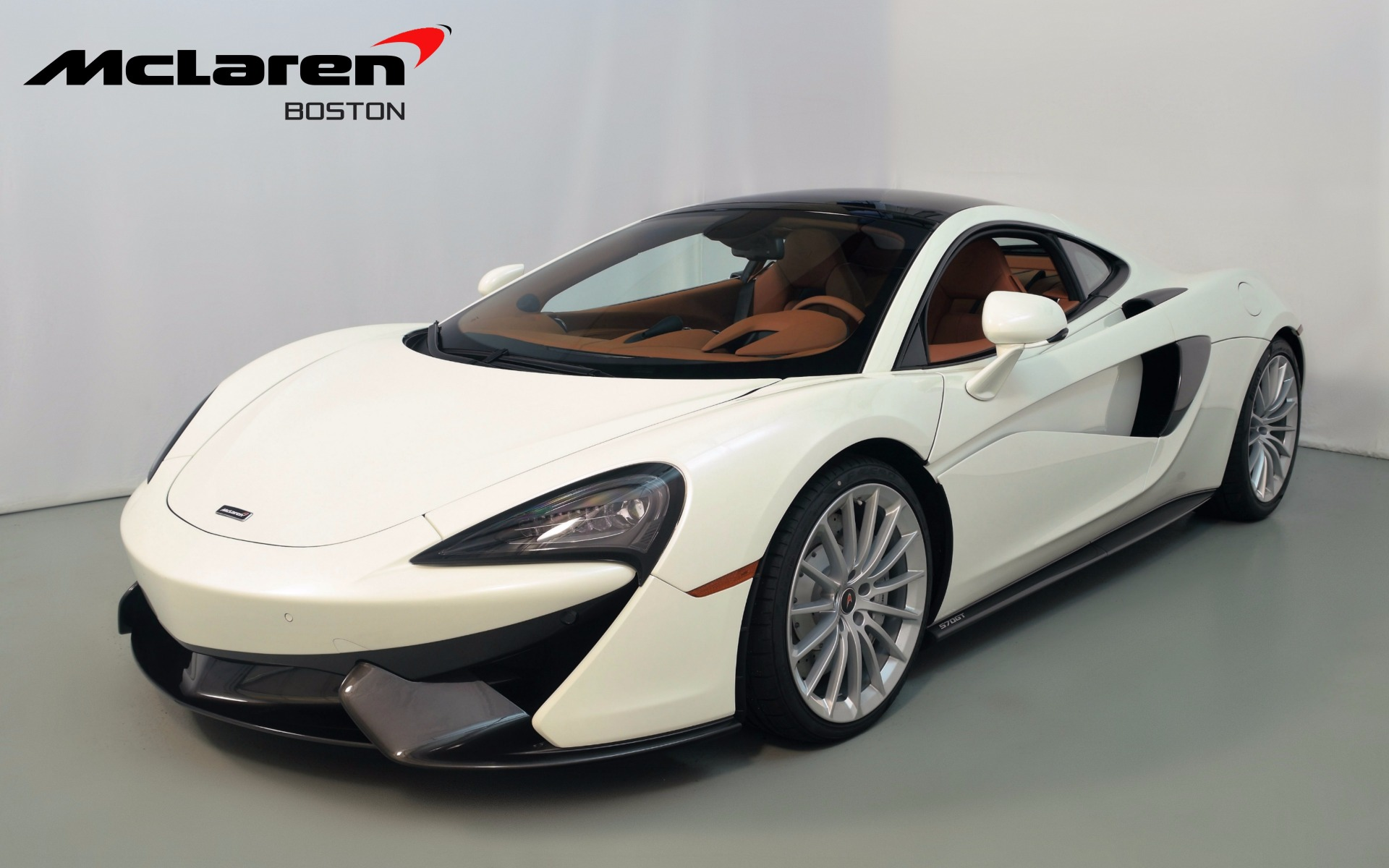 2017 Mclaren 570gt For Sale In Norwell Ma 001436