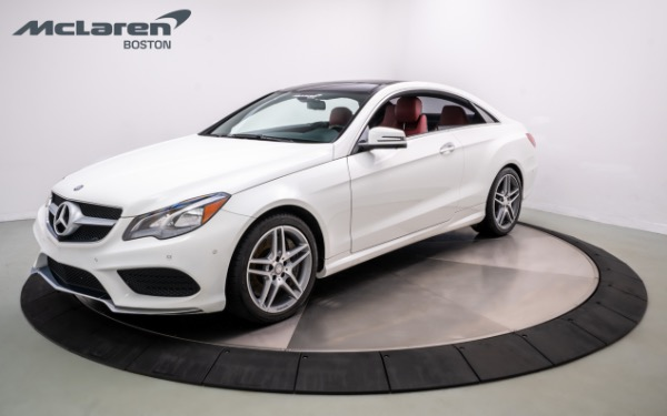 Used 2014 Mercedes-Benz E550-Norwell, MA