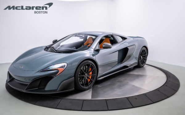 Used 2016 McLaren 675LT-Norwell, MA