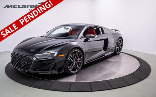 Used 2020 Audi R8-Norwell, MA