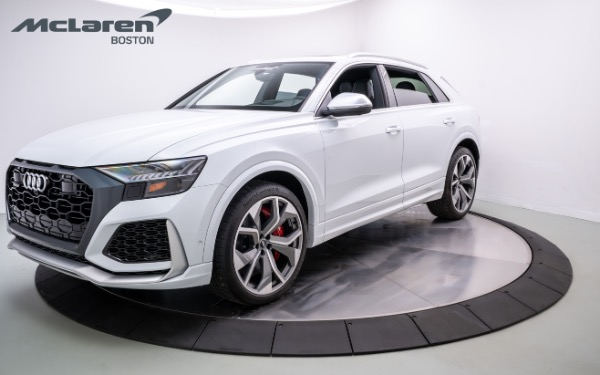 Used 2021 AUDI RS Q8-Norwell, MA