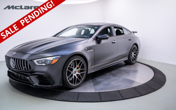 Used 2019 Mercedes-Benz AMG GT 63 S-Norwell, MA