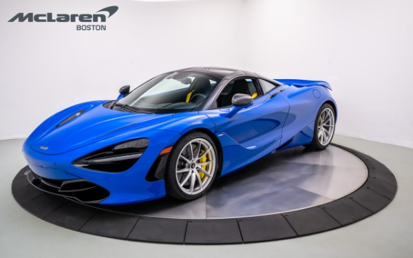 New 2021 McLaren 720s-Norwell, MA