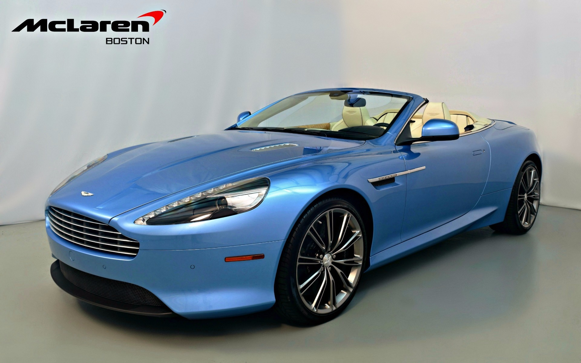2015 aston martin db9 volante for sale in norwell ma b16567 mclaren boston. Black Bedroom Furniture Sets. Home Design Ideas