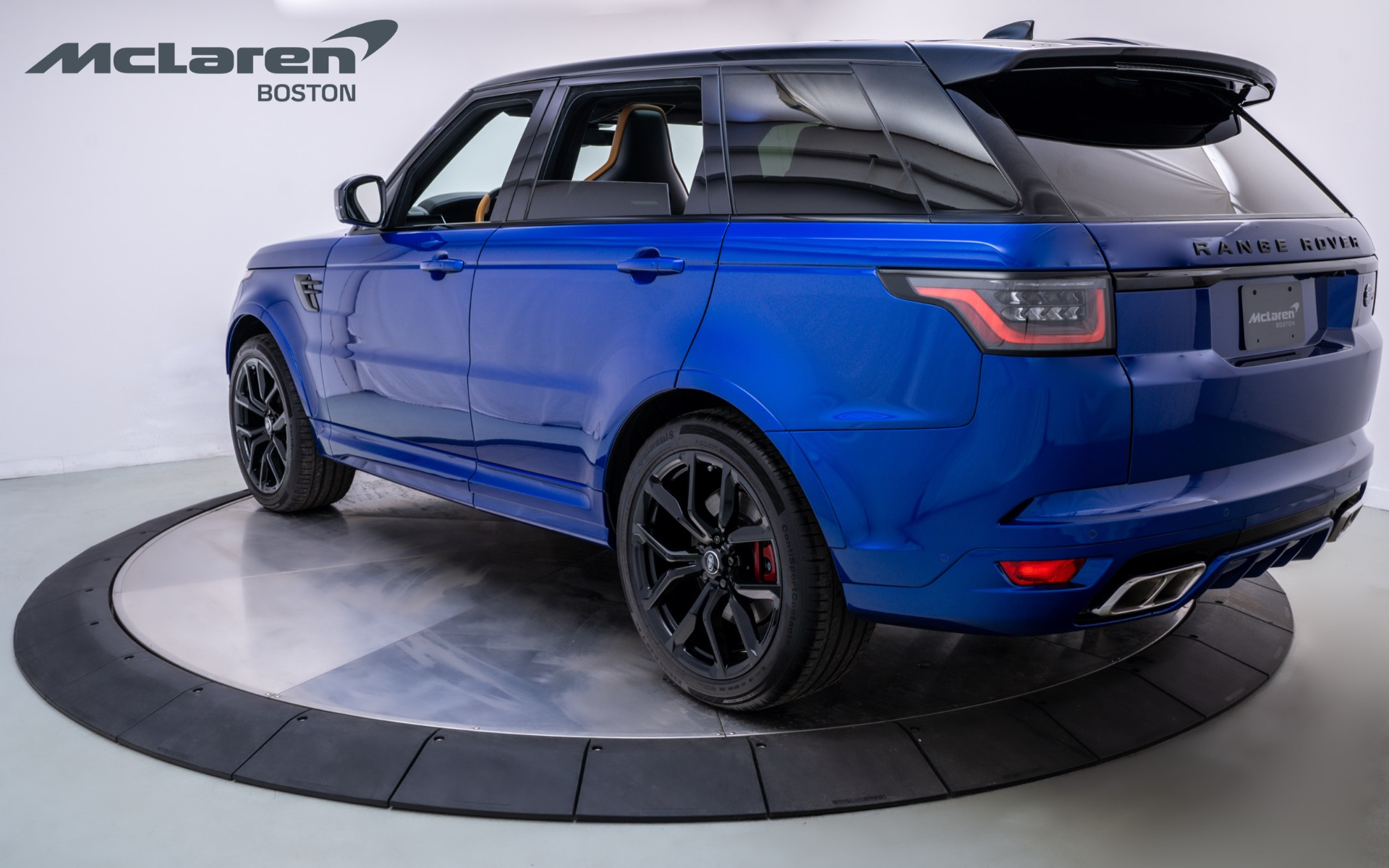 Used 2019 LAND ROVER RANGE ROVER SPO SVR | Norwell, MA