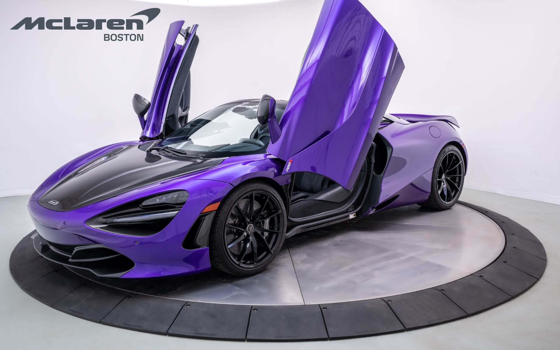 Used 2020 MCLAREN 720S Spider Performance | Norwell, MA