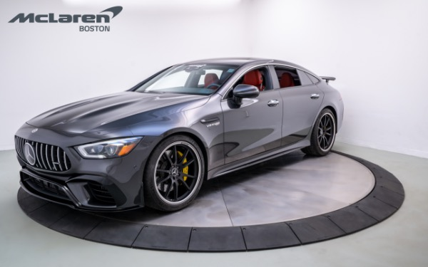 Used 2020 Mercedes-Benz AMG GT-Norwell, MA