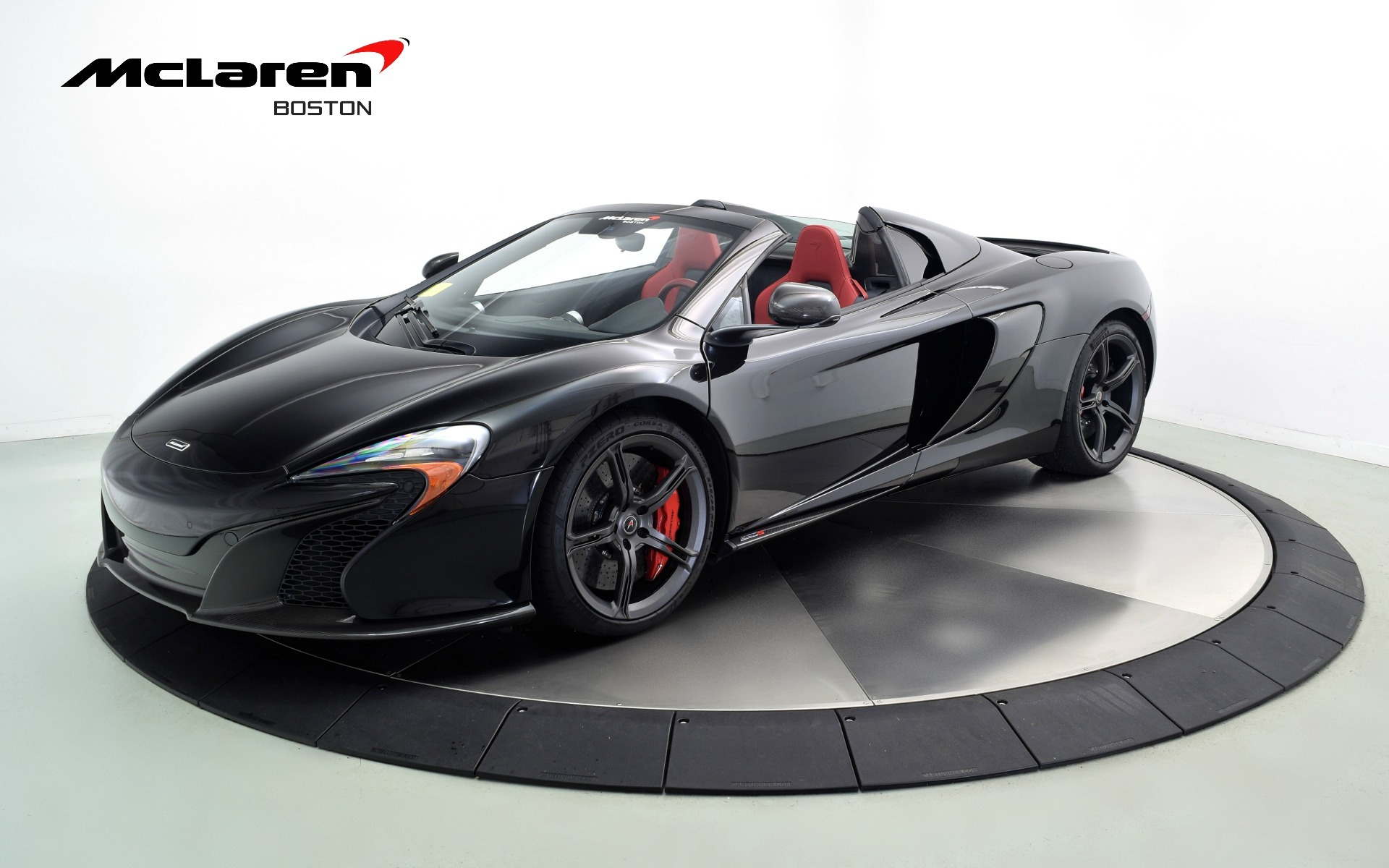 2016 mclaren 650s spider for sale in norwell ma 006076 mclaren boston. Black Bedroom Furniture Sets. Home Design Ideas