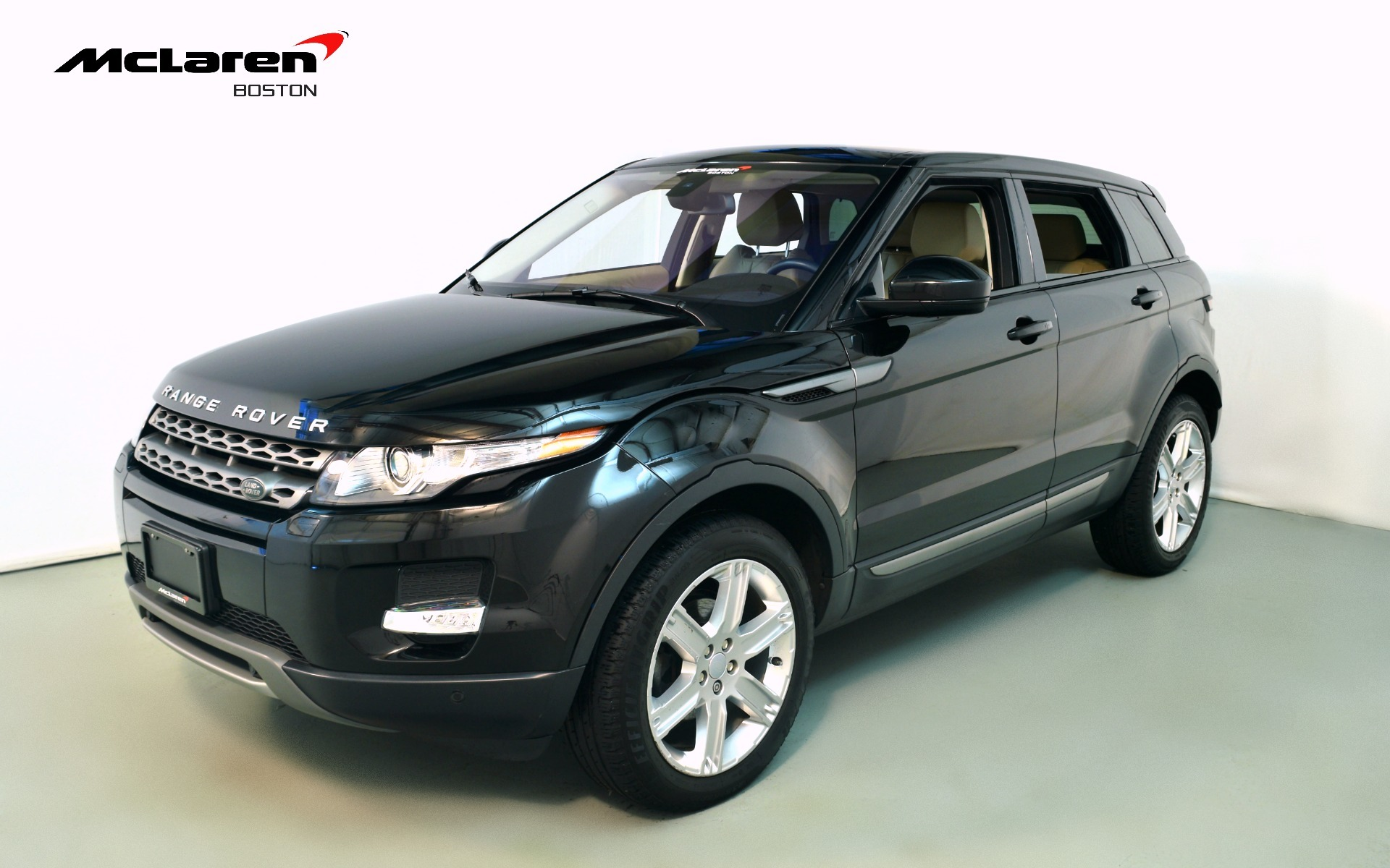 2015 land rover range rover evoque pure plus for sale in norwell ma 070185 mclaren boston. Black Bedroom Furniture Sets. Home Design Ideas