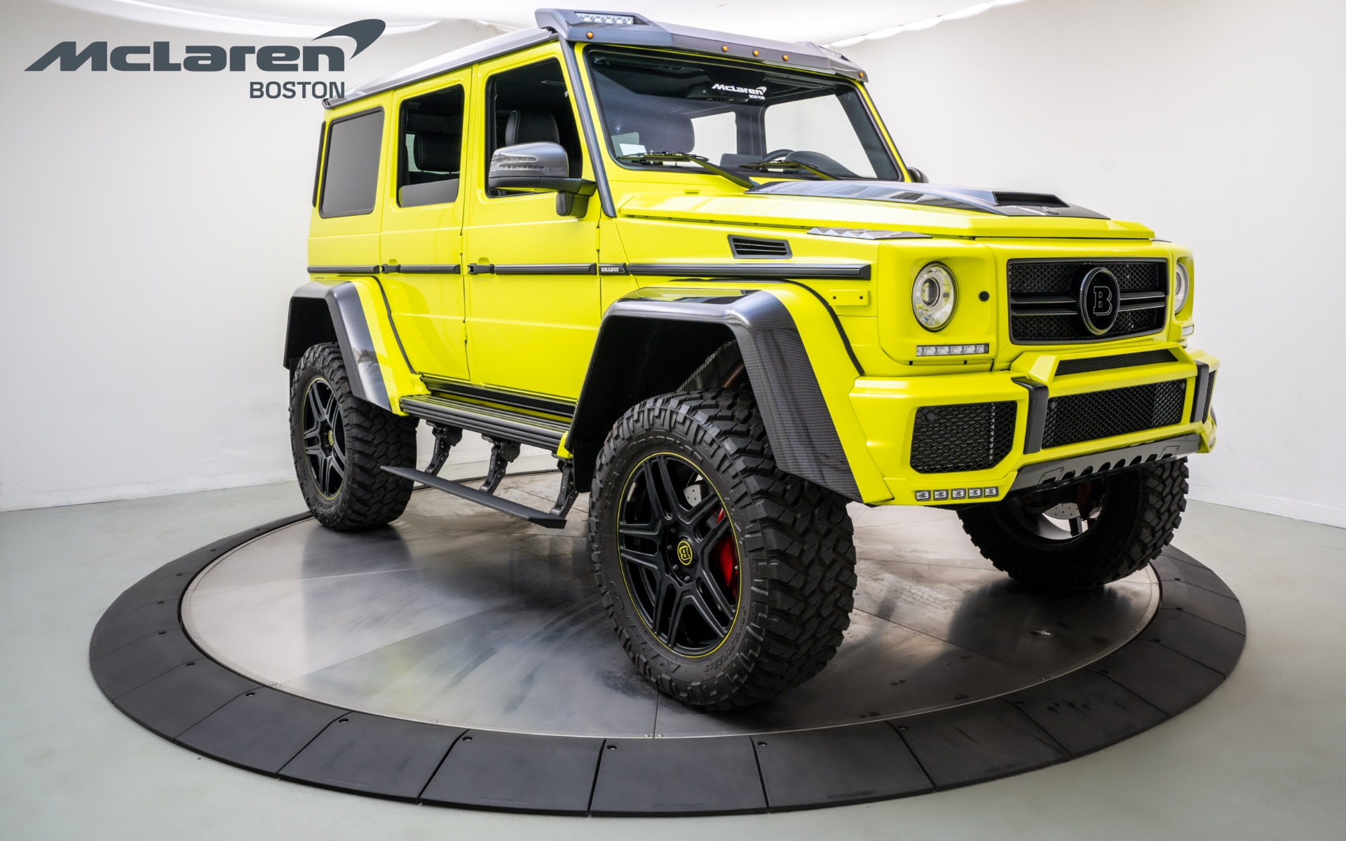Used 2017 Mercedes-Benz G 550 4X4 SQUARED BRABUS   Norwell, MA