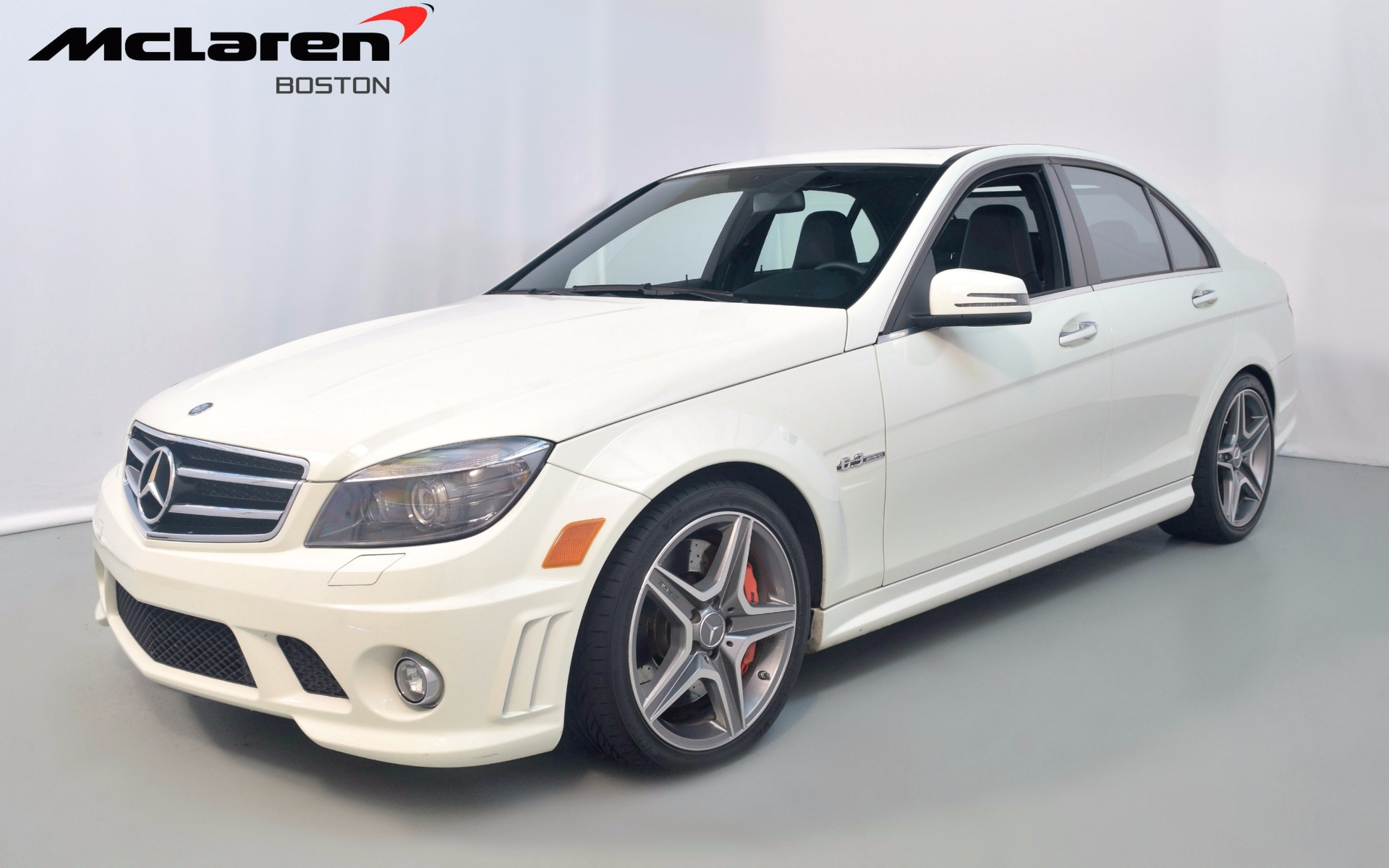 2011 mercedes benz c class c63 amg for sale in norwell ma 622129 mclaren boston. Black Bedroom Furniture Sets. Home Design Ideas