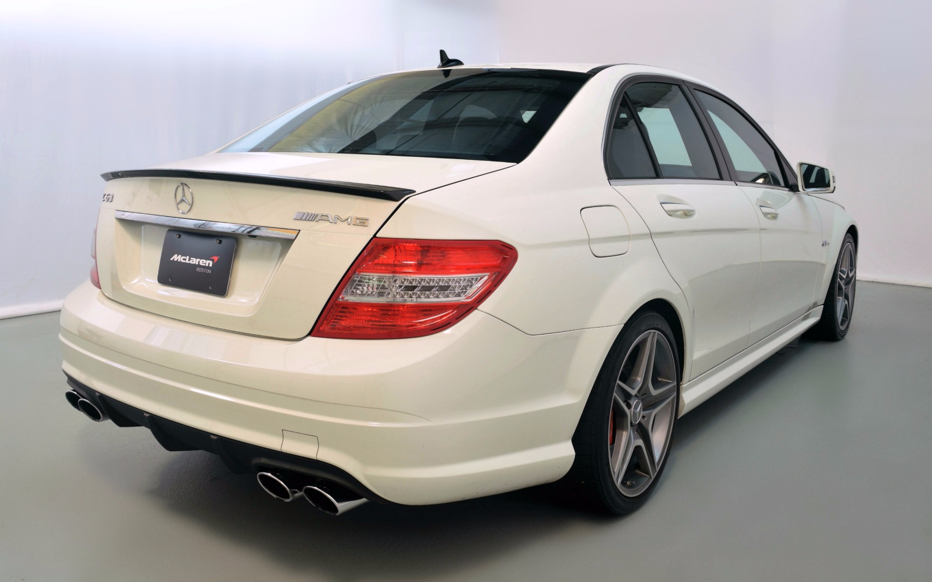 Used Mclaren For Sale >> 2011 Mercedes-Benz C-Class C63 AMG For Sale in Norwell, MA