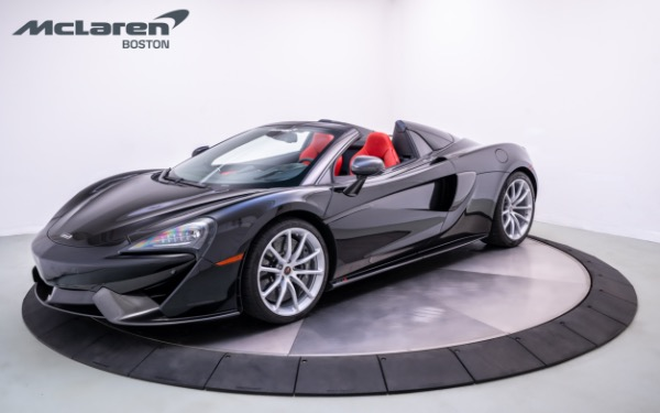 Used 2018 MCLAREN 570S-Norwell, MA