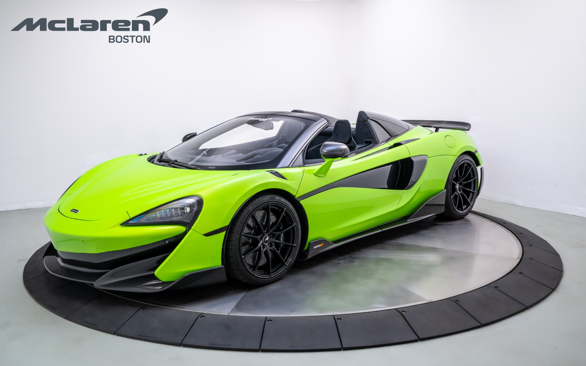 Used 2020 MCLAREN 600LT Spider  | Norwell, MA