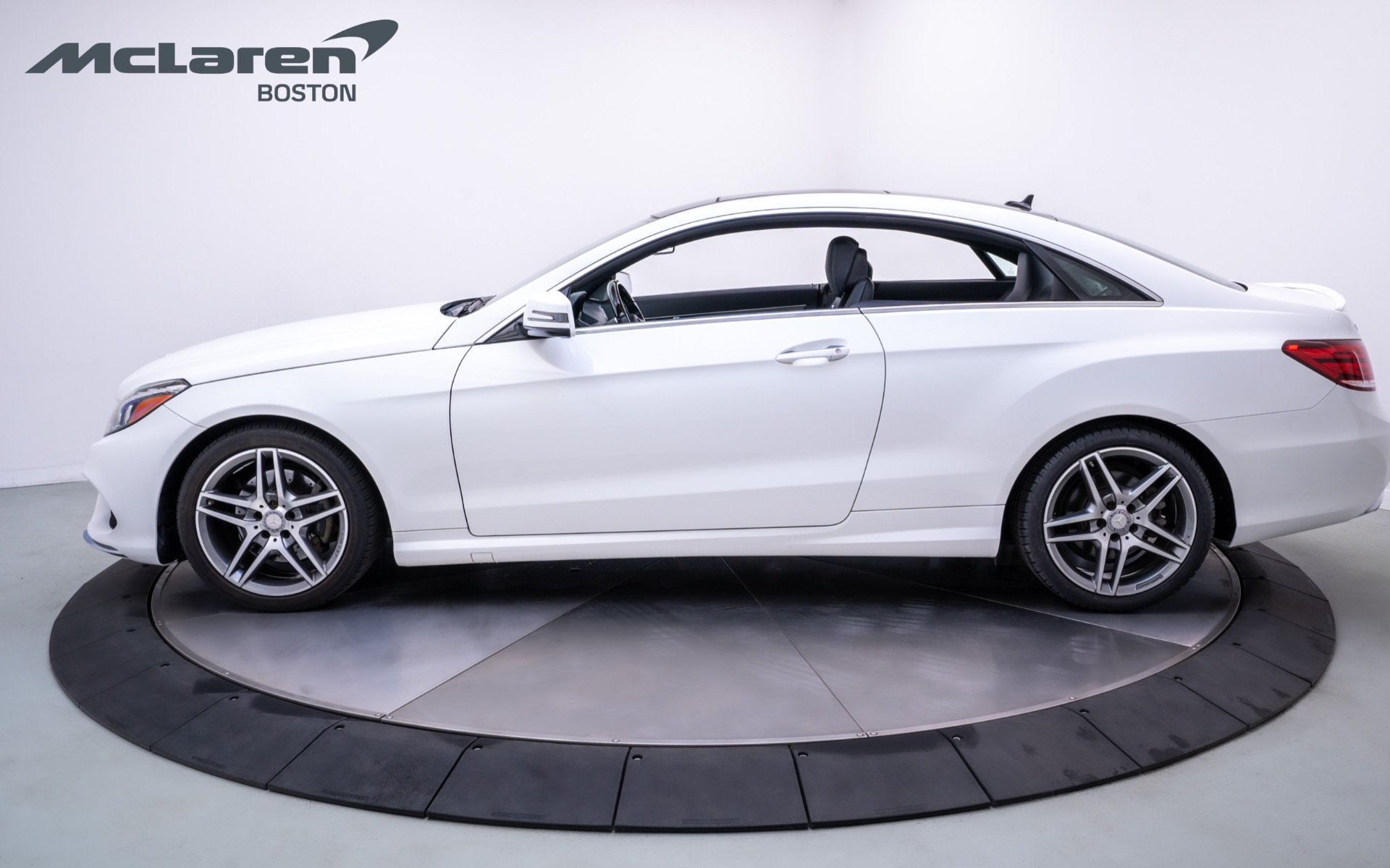 Used 2016 Mercedes-Benz E400 4MATIC COUPE | Norwell, MA