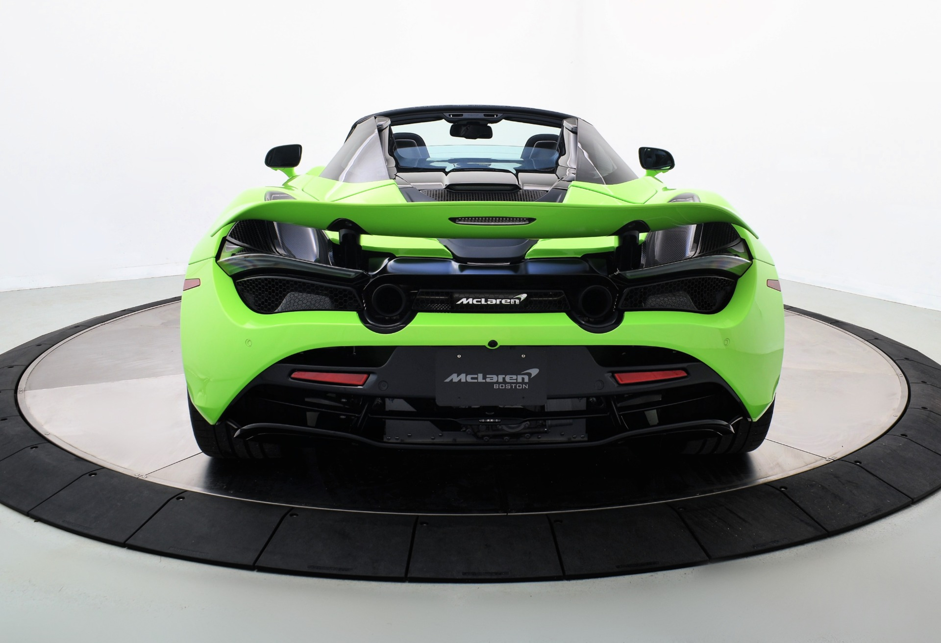 New 2021 McLaren 720S Spider Performance | Norwell, MA