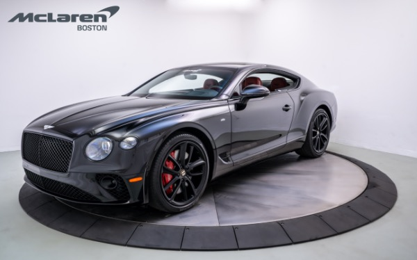 Used 2020 BENTLEY CONTINENTAL GT-Norwell, MA