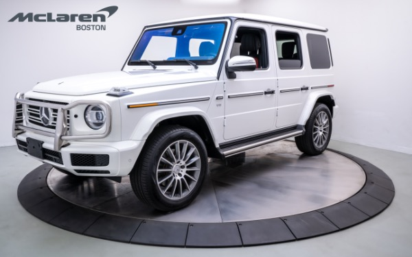 Used 2019 Mercedes-Benz G550-Norwell, MA