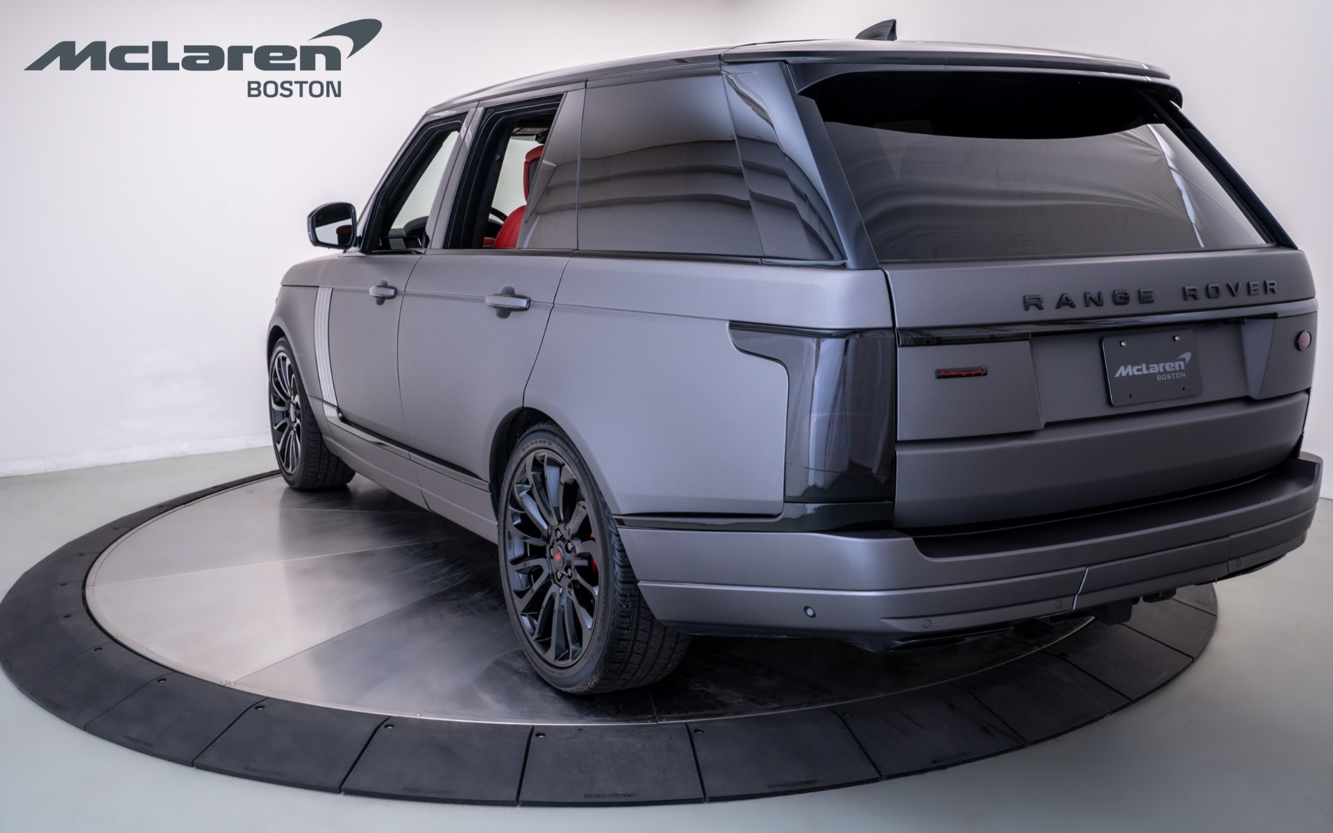 Used 2018 Land Rover Range Rover Autobiography | Norwell, MA
