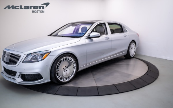 Used 2016 Mercedes-Benz S-Class-Norwell, MA