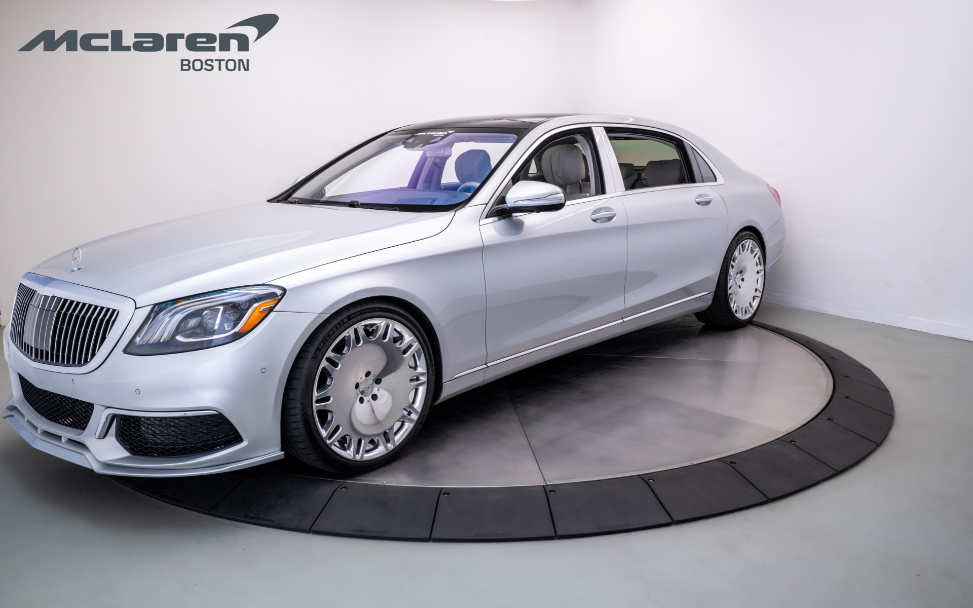 Used 2016 Mercedes-Benz S-Class Maybach S 600 | Norwell, MA