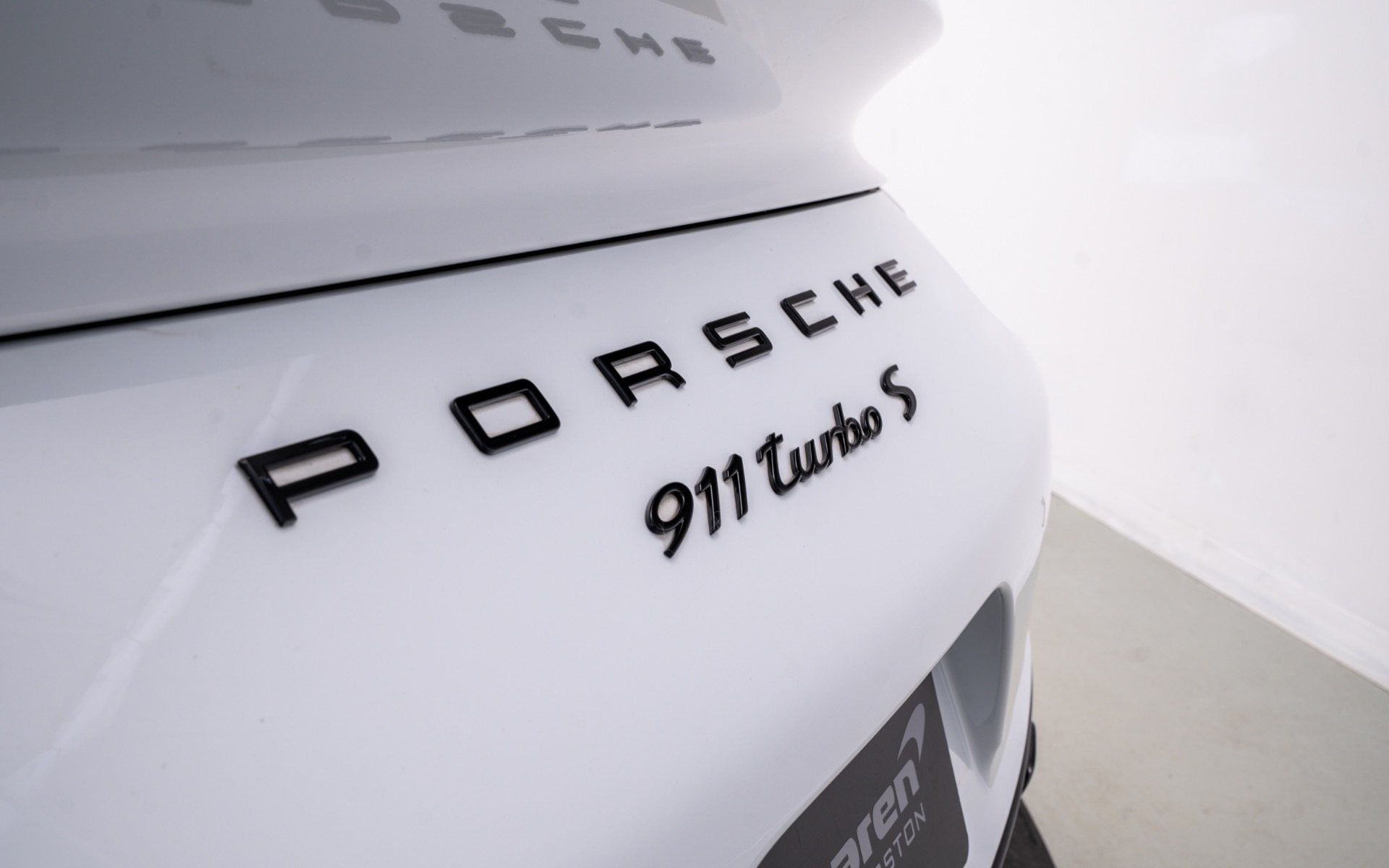 Used 2018 PORSCHE 911 Turbo S Cabriolet | Norwell, MA