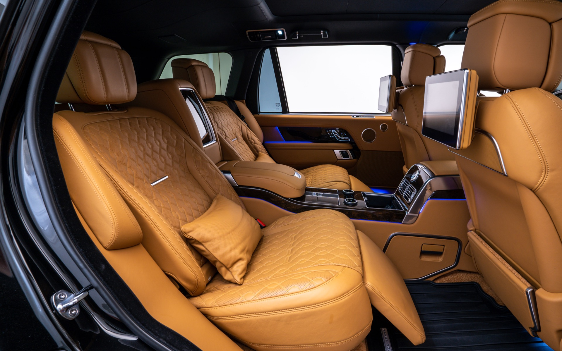 Used 2020 LAND ROVER RANGE ROVER SV Autobiography LWB | Norwell, MA