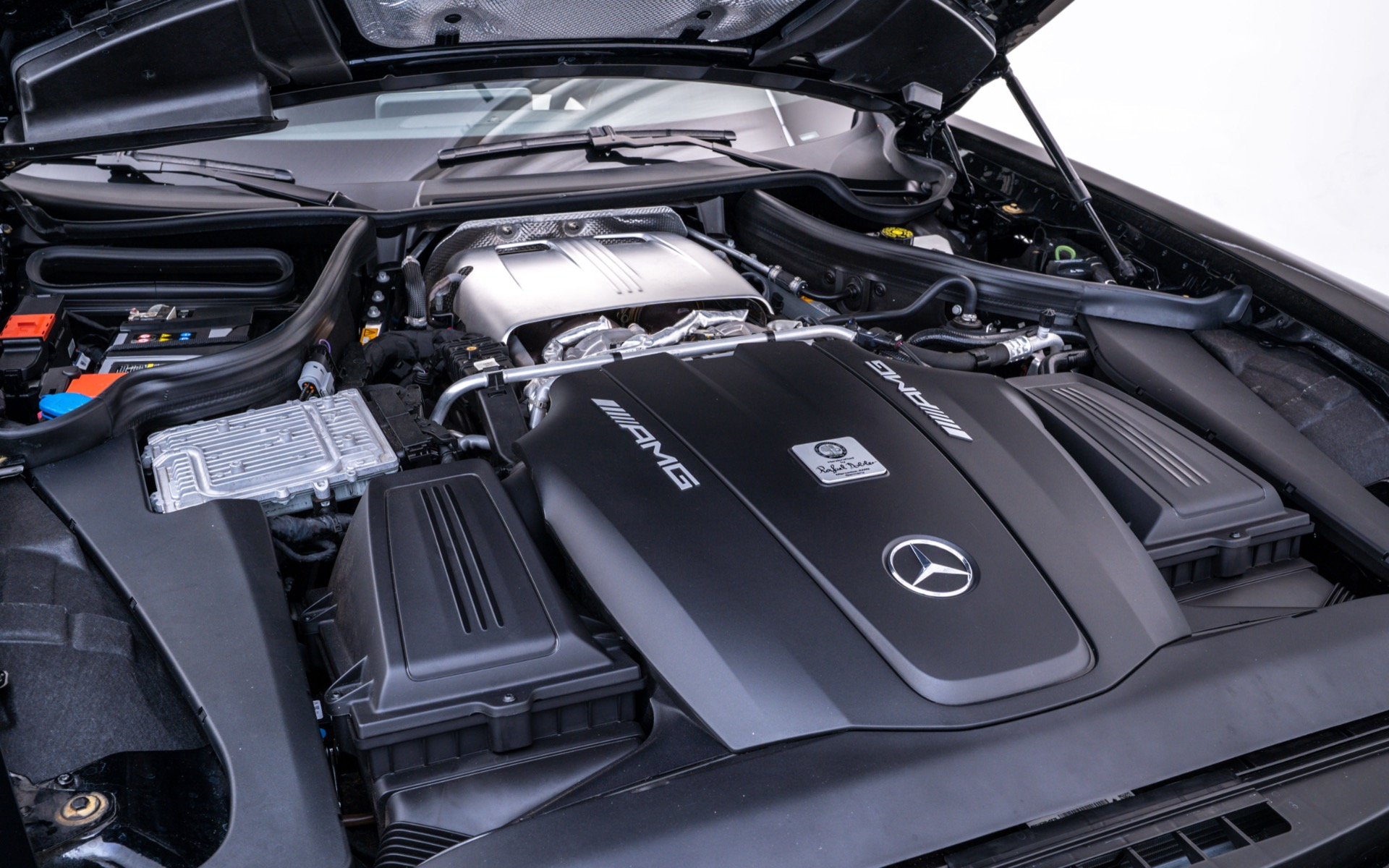 Used 2020 Mercedes-Benz AMG GT C | Norwell, MA