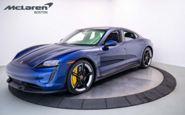 Used 2020 PORSCHE TAYCAN-Norwell, MA