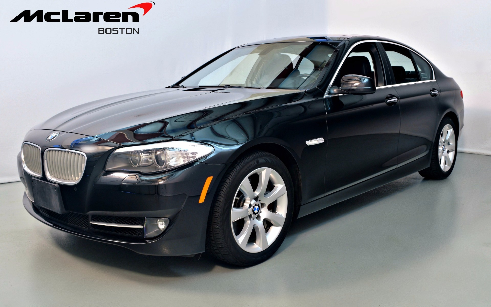 2013 bmw 5 series 550i xdrive for sale in norwell ma y71152 mclaren boston. Black Bedroom Furniture Sets. Home Design Ideas