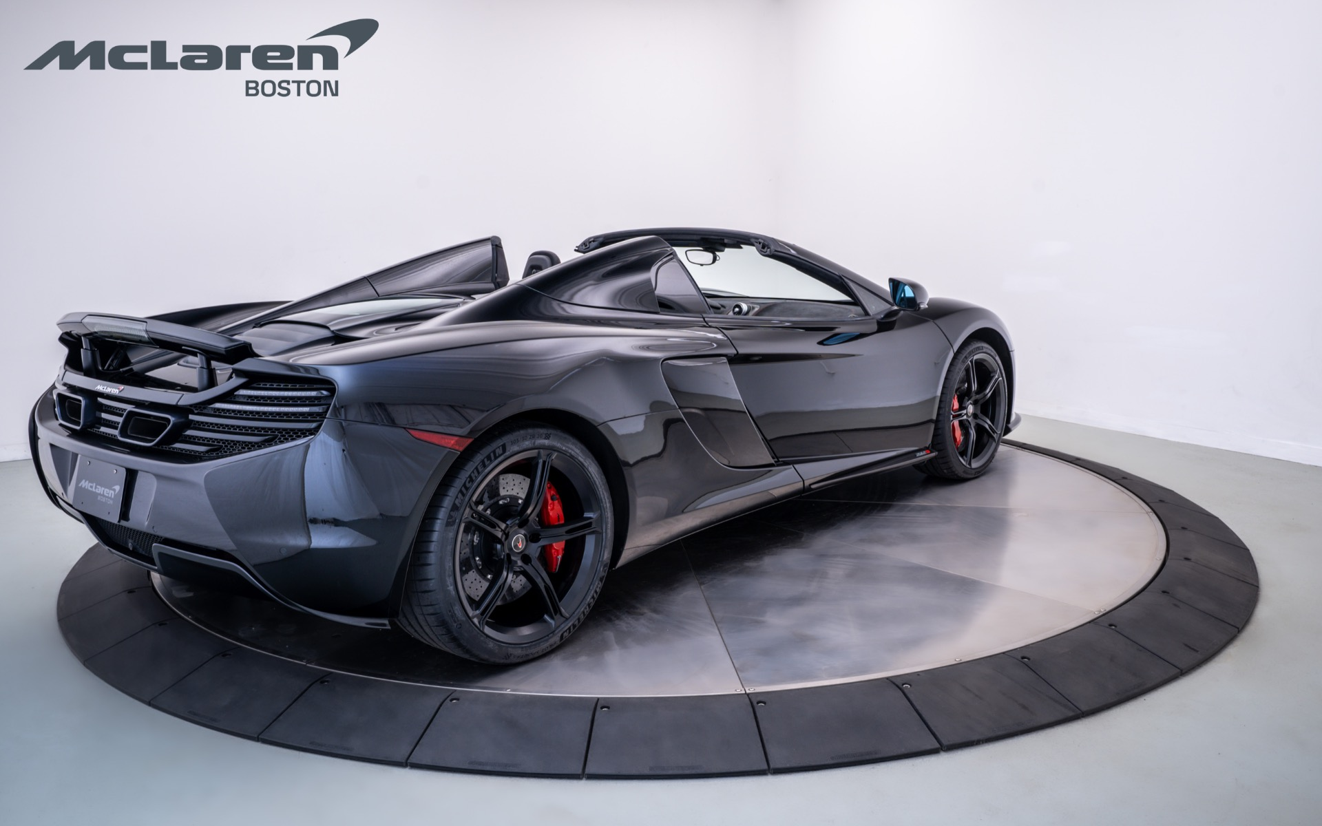 Used 2015 MCLAREN 650S SPIDER    Norwell, MA