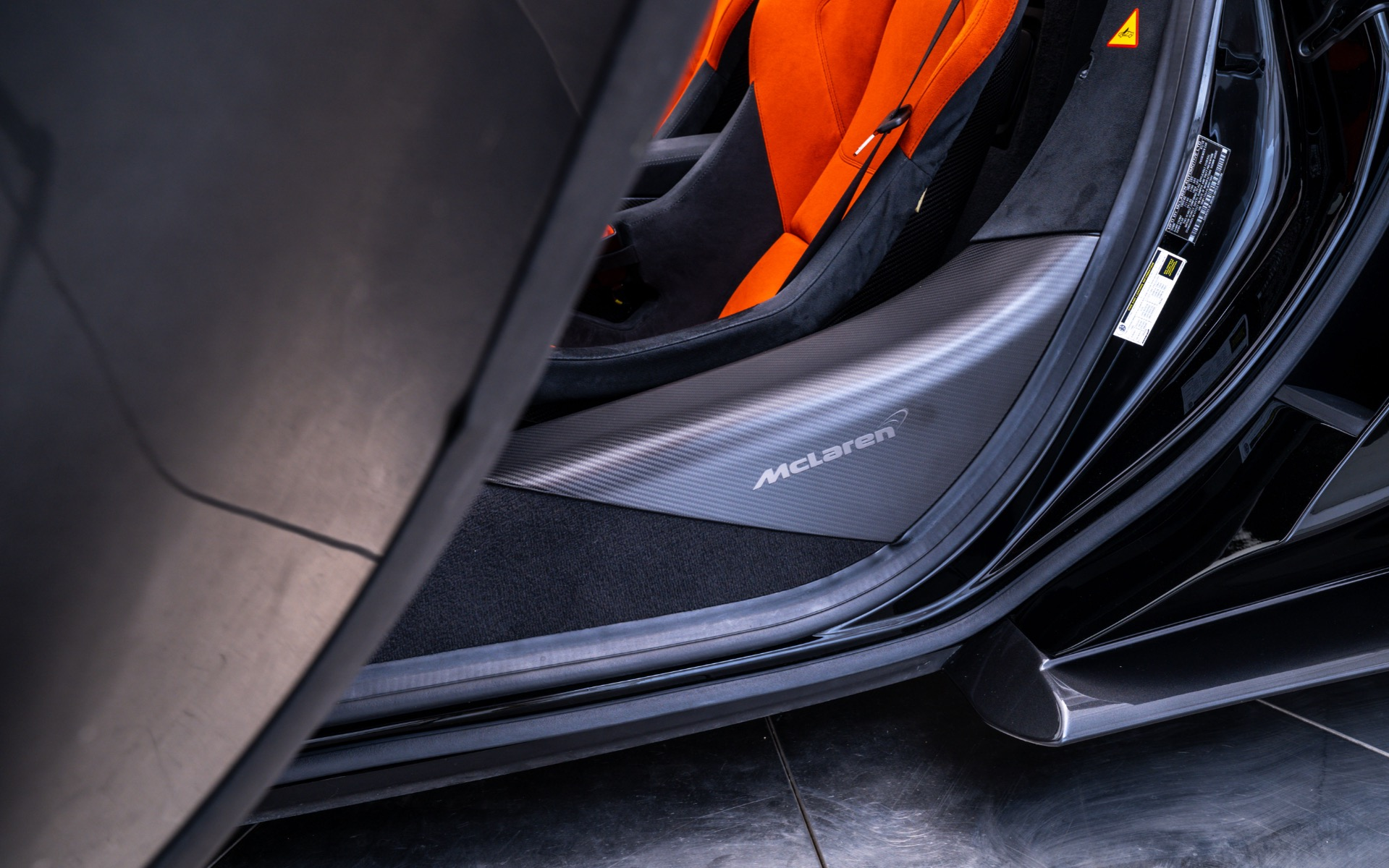 Used 2020 MCLAREN 600LT Spider    Norwell, MA