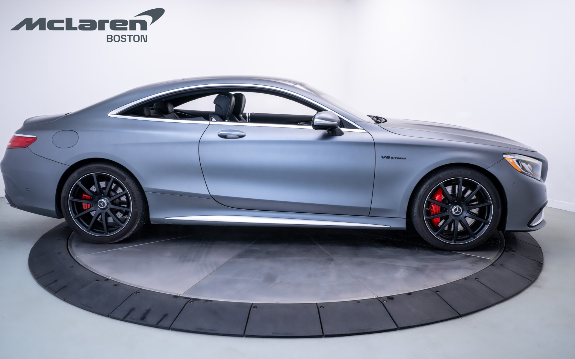 Used 2017 Mercedes-Benz S63 AMG Coupe | Norwell, MA