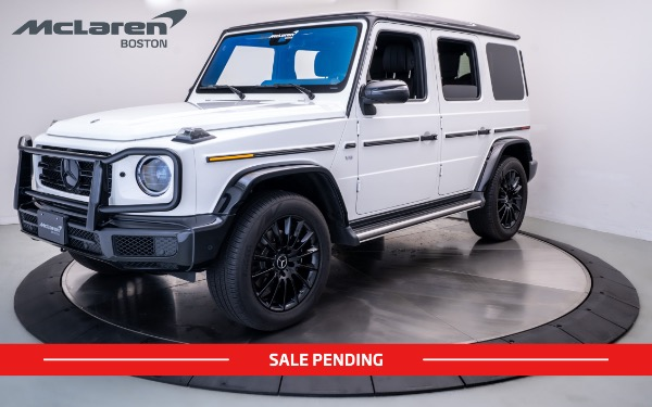 Used 2020 Mercedes-Benz G550-Norwell, MA