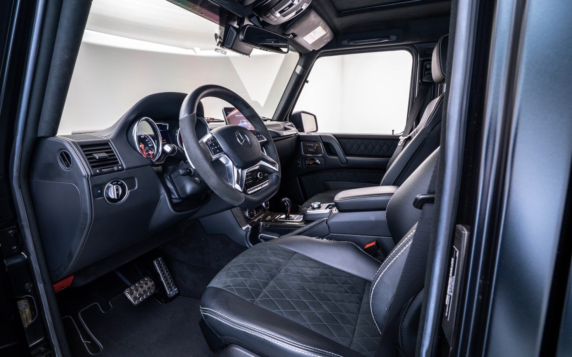 Used 2018 Mercedes-Benz G 550 SQUARED 4x4 | Norwell, MA
