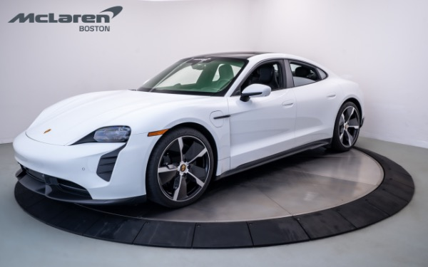 Used 2021 PORSCHE TAYCAN-Norwell, MA