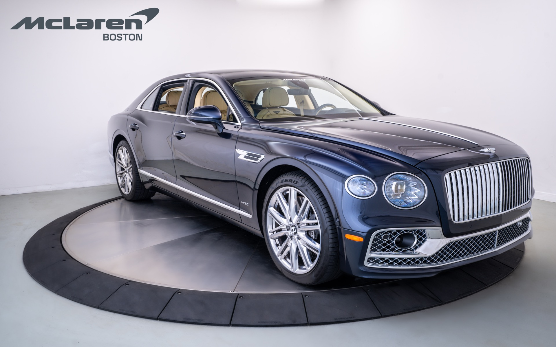 Used 2021 BENTLEY FLYING SPUR W12 | Norwell, MA