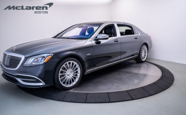 Used 2020 Mercedes-Benz S MERCEDES-MAYB-Norwell, MA