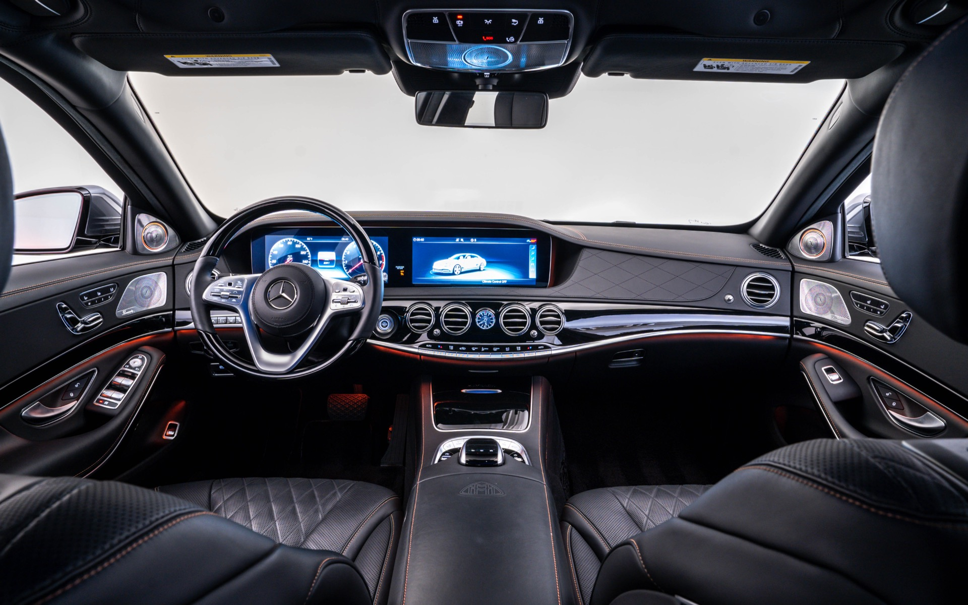 Used 2020 Mercedes-Benz S MERCEDES-MAYB Mercedes-Maybach S 650 | Norwell, MA