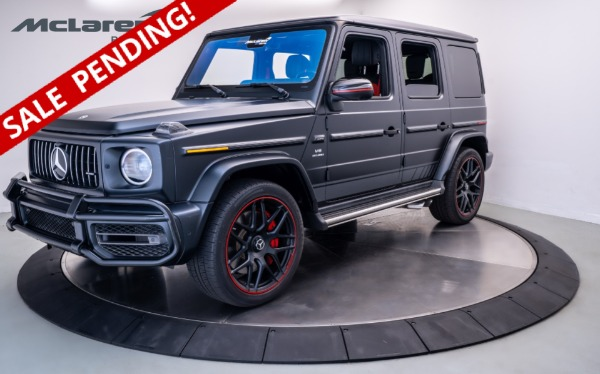 Used 2019 Mercedes-Benz G63 AMG-Norwell, MA