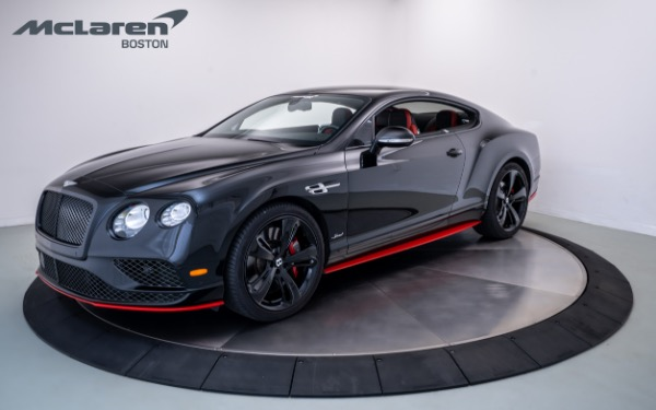 Used 2017 BENTLEY CONTINENTAL-Norwell, MA