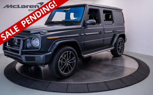 Used 2021 Mercedes-Benz G550-Norwell, MA