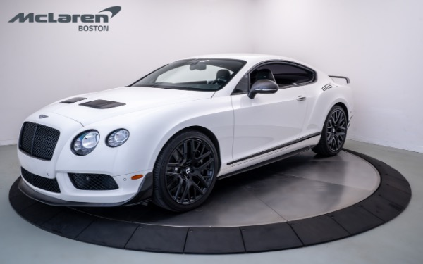 Used 2015 BENTLEY CONTINENTAL-Norwell, MA