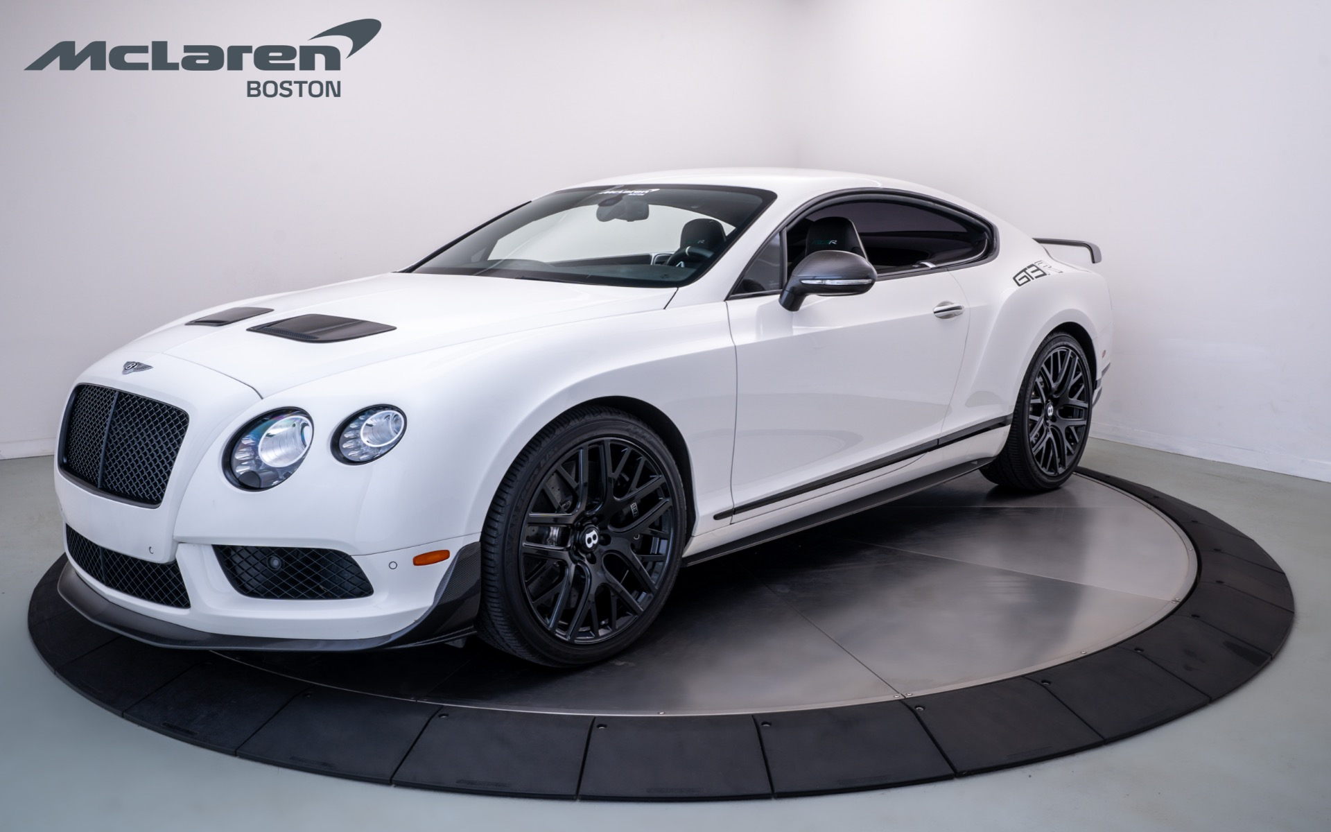 Used 2015 BENTLEY CONTINENTAL GT3-R | Norwell, MA