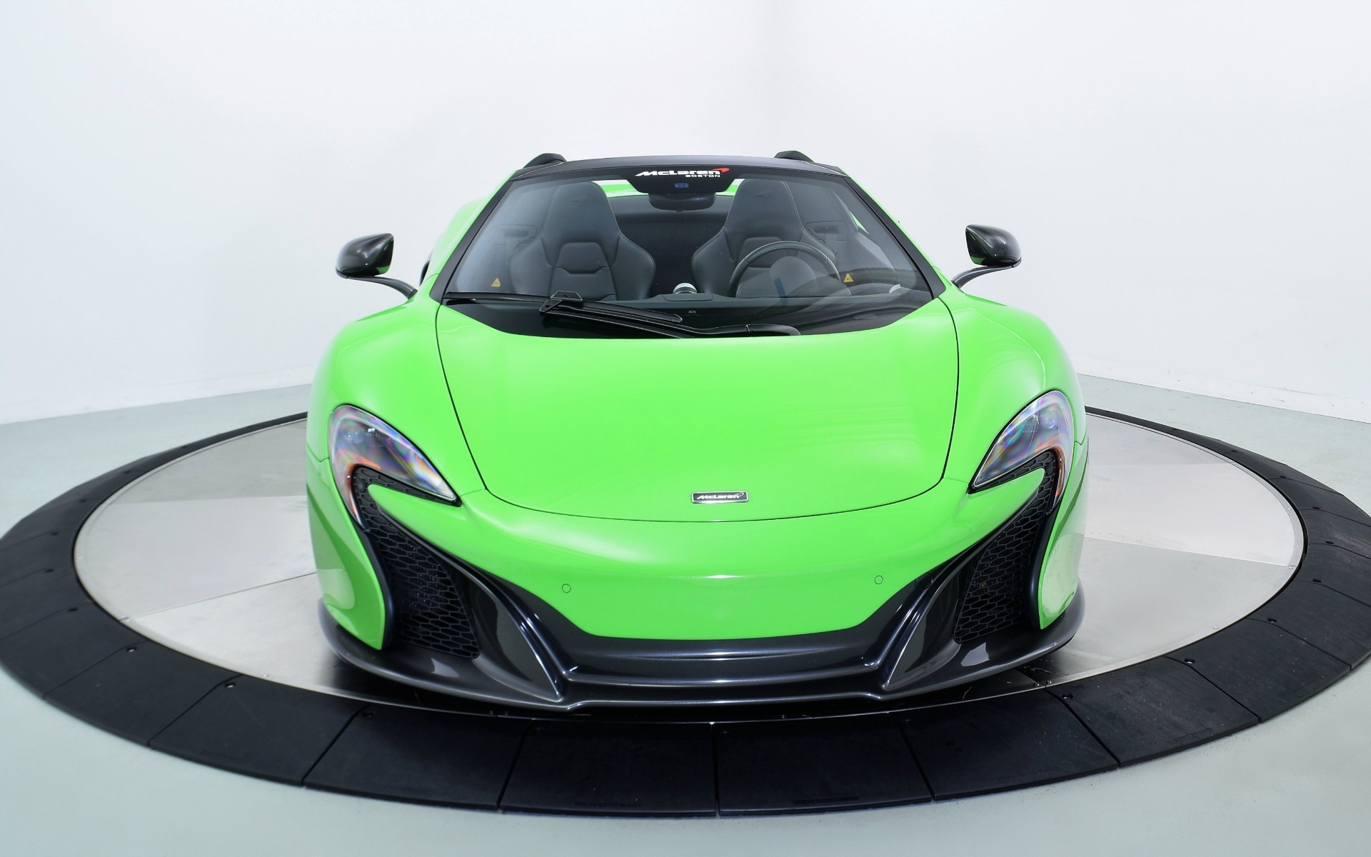 Used 2016 MCLAREN 650S SPIDER  | Norwell, MA